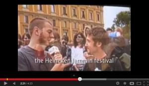 Giastar Video - Heineken Jammin Festival