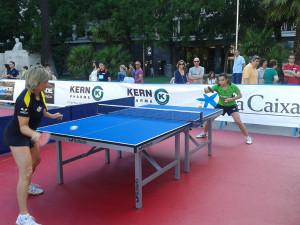 Madrid, la noche del deporte - Ping Pong
