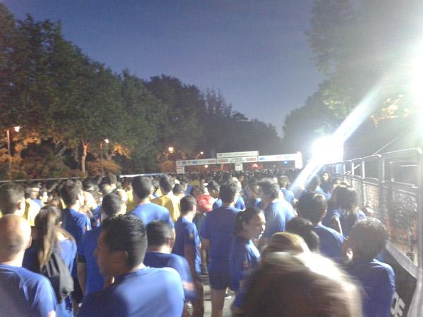 Madrid, la noche del deporte - Gianluca Stamerra Running