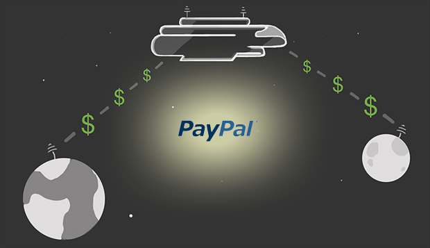Planetary payments with PayPal and Virgin Galactic