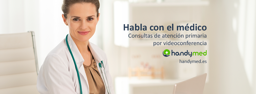 Handymed - medical consultations via videoconference