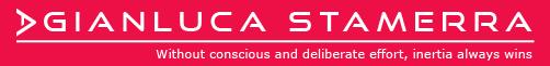Gianluca Stamerra - Logo