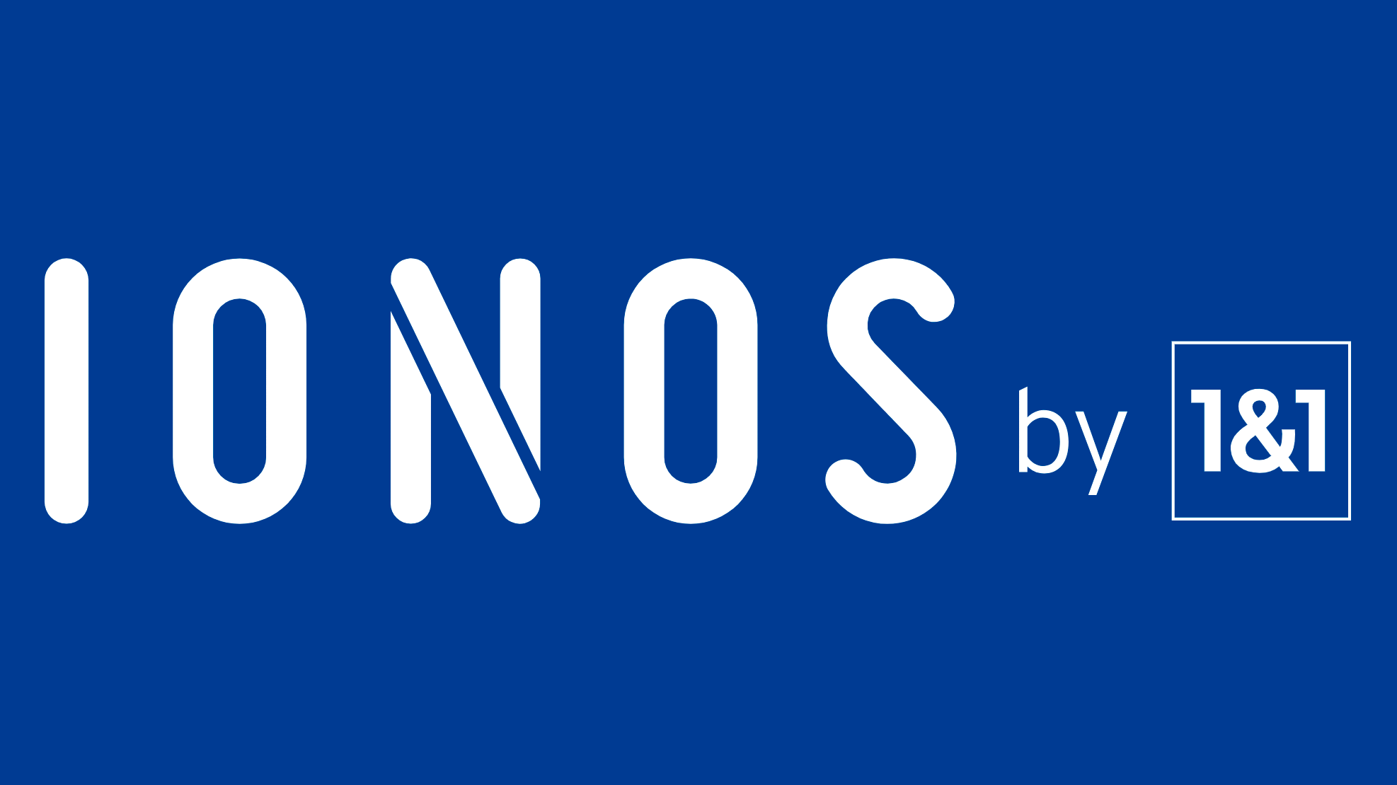 Logo Ionos by 1&1